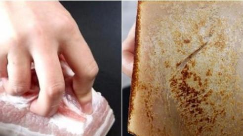 Học ngay công thức làm bì lợn sạch lông