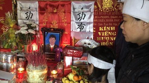 Chủ tịch xã qua đời vì cứu dân trong lũ được đề nghị xác nhận liệt sĩ