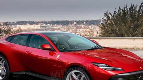 Dân tình ngóng chờ Ferrari Purosangue ra mắt đấu Lamborghini Urus trong năm 2021 nhưng 2 mẫu SUV mới rò rỉ khác của Ferrari còn gây chú ý hơn