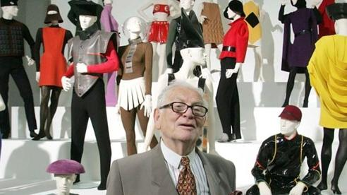 Nhà thiết kế huyền thoại Pierre Cardin qua đời
