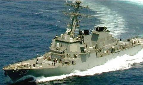 Mỹ điều 2 tàu chiến qua eo biển Đài Loan 'dằn mặt' Trung Quốc