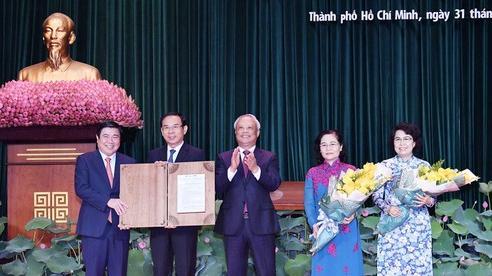 Công bố thành lập TP Thủ Đức thuộc TP Hồ Chí Minh