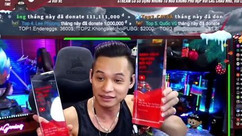 Độ Mixi nhận về tin vui với 2 giải thưởng quan trọng từ YouTube