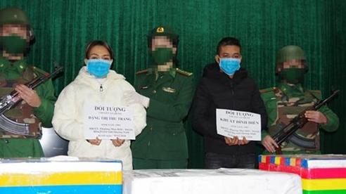 Triệt phá đường dây mua bán, vận chuyển ma túy từ Lào về Việt Nam