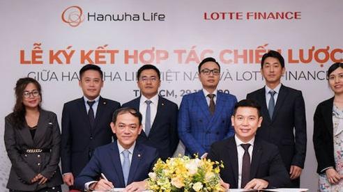 Hanwha Life Việt Nam hợp tác chiến lược cùng Lotte Finance