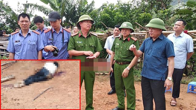 Nóng: Người đàn ông lao vào chém 2 vợ chồng ở Điện Biên rồi tự sát