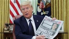 Tổng thống Trump ký sắc lệnh về mạng xã hội