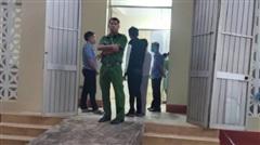 Điều tra vụ người đàn ông chết ở sân tòa, nghi tự tử sau khi bị tuyên án