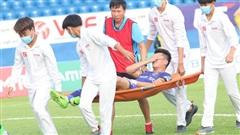 Sau Đức Chinh, đến Tiến Linh làm thầy Park 'thót tim' vì chấn thương kỳ quặc