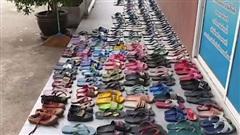 Thanh niên biến thái trộm 126 đôi dép tông để tạo cảm hứng cho 'chuyện ấy'