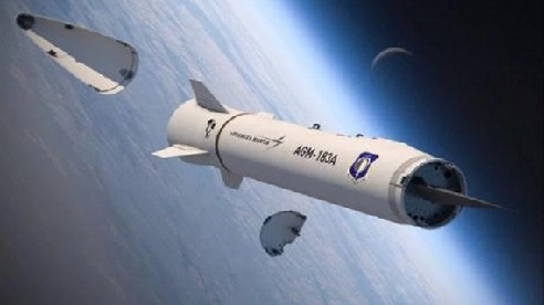 Lầu Năm Góc bắt đầu đặt mua tên lửa siêu vượt âm thế hệ mới