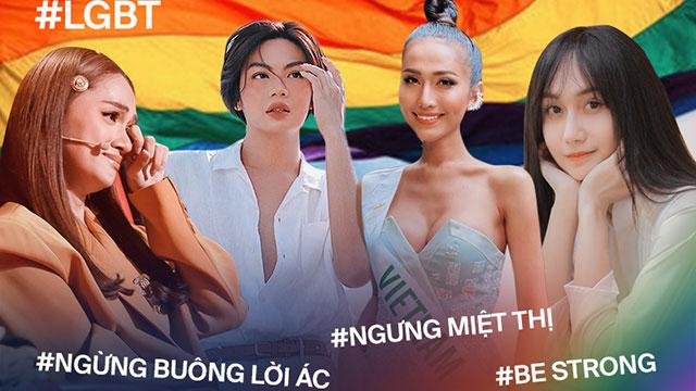 Không chỉ Lynk Lee, Hương Giang và loạt sao Vbiz cũng từng bị miệt thị khi come out: Sống là chính mình khó đến thế sao?