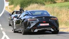 Xe nhanh nhất của Lexus đi vào ngõ cụt, bỏ cuộc trước BMW M8 Competition