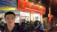 Nóng: Đã bắt được tên cướp tiệm vàng, đâm trọng thương người truy đuổi ở phố Mễ Trì Thượng