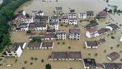 Dải mây gây mưa lũ kinh hoàng ở Trung Quốc liệu có ảnh hưởng đến Việt Nam?