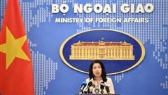 Bộ Ngoại giao trả lời về khả năng nâng cấp lên Đối tác chiến lược với Hoa Kỳ nhân 25 năm thiết lập quan hệ