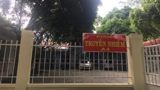 Bé trai mắc bạch hầu chuyển từ Đắk Nông về TP HCM đã tử vong