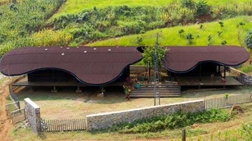 Nhà trẻ vùng cao của Việt Nam lọt top 10 dự án kiến trúc thế giới mới