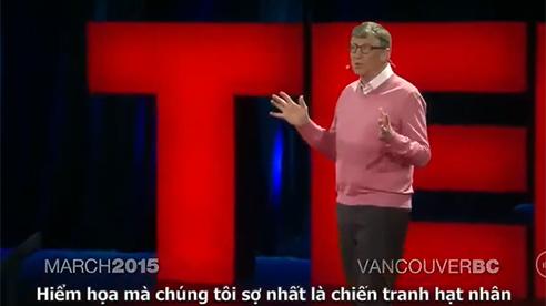 Bill Gates đã dự đoán đại dịch virus từ 5 năm trước