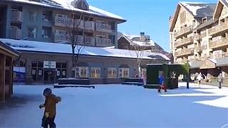 Đến Pyeongchang trải nghiệm trượt tuyết tuyệt vời nhất Châu Á