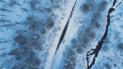 Những thiên đường mùa đông tuyết trắng đích thực trên thế giới