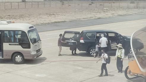 Phó Bí thư Thường trực Tỉnh ủy Phú Yên nói về thông tin 'xe biển xanh vào sát máy bay đón người'