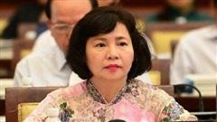 Bà Hồ Thị Kim Thoa đang ở nước ngoài khi bị khởi tố