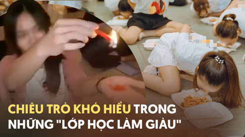 Loạt chiêu đào tạo 'lãnh đạo trẻ' khó hiểu của các 'tập đoàn': Từ việc trói tay ăn cơm, chọc gậy vào yết hầu cho đến đổ sáp nến vào tay