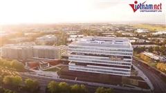 Khám phá trụ sở Samsung – nơi làm việc trong mơ của dân văn phòng