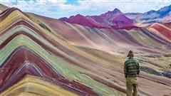 Đi tìm bí ẩn của dãy núi cầu vồng có một không hai trên thế giới