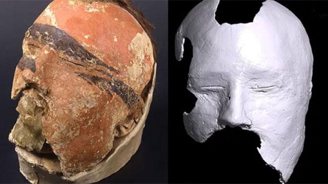 Phát hiện sốc khi 'tái sinh' người đàn ông đeo mặt nạ tử thần