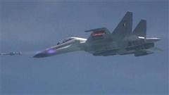 Ấn Độ phóng thành công tên lửa không đối không tự sản xuất từ Su-30MKI