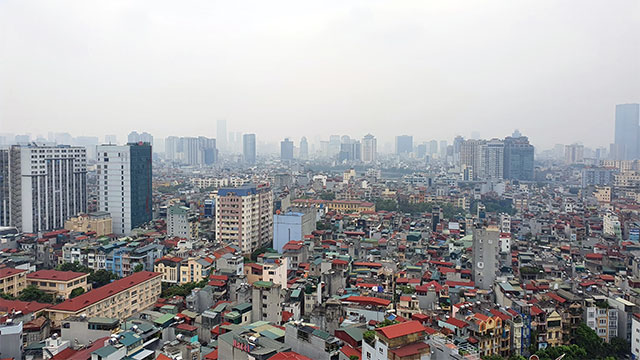 Động đất ở Sơn La khiến các tòa nhà ở Hà Nội rung lắc mạnh