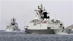 Hải quân Trung Quốc phát triển chóng mặt, Mỹ 'giậm chân tại chỗ'?