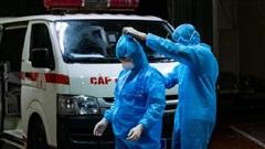 Diễn biến nặng, BN418 ở Đà Nẵng nghi ngờ gặp 'cơn bão cytokine' phải chuyển ra Huế