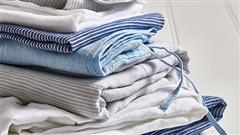 Cách gấp quần áo không bị nhăn, đẹp và nhanh siêu tốc