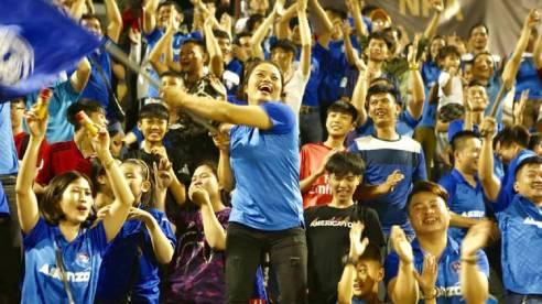 Thể thao nổi bật 1/8: Nữ CĐV 'bay lên trời' cay đắng tuyên bố dừng cổ vũ CLB Than Quảng Ninh; VFF tính huỷ tập trung đội tuyển Việt Nam