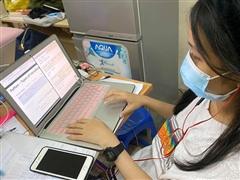 Phòng dịch Covid-19, nhiều trường đại học chuyển sang dạy trực tuyến từ đầu tháng 8