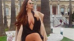 Bồ cũ của Neymar, siêu mẫu Soraja Vucelic khoe thân hình nóng bỏng!