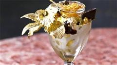 Có gì đặc biệt trong ly kem giá 22,5 triệu VND?