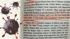 Tiểu thuyết kinh dị từng nhắc tới virus Vũ Hán từ thập kỷ 80