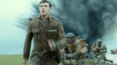 Hậu trường cảnh quay OneShot ấn tượng của 1917 -Quay phim xuất sắc nhất Oscar 2019