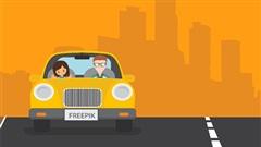 An toàn cho trẻ khi đi xe ô tô