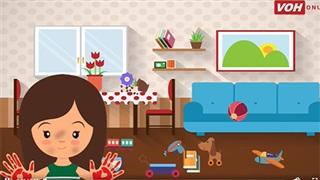 Các quy tắc khi để trẻ ở nhà một mình