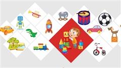 Cách chọn mua đồ chơi an toàn cho trẻ