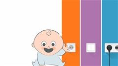 Các cách đơn giản và hiệu quả để phòng tránh điện giật ở trẻ