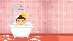 Làm sao để phòng tắm không trở nên nguy hiểm với trẻ?
