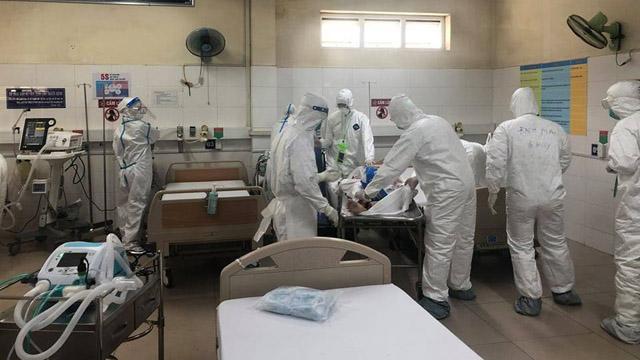 Bệnh nhân nhiễm COVID-19 thứ 9 tại Việt Nam tử vong trên nền bệnh suy thận mạn tính