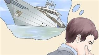 Cách sống sót khi tàu, thuyền bị chìm