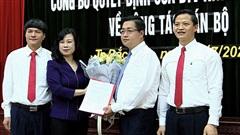 Điều chuyển Bí thư Thành ủy Bắc Ninh làm PGĐ Sở LĐTBXH
